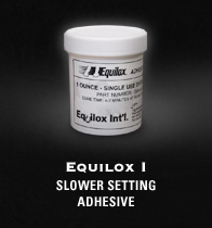 Equilox I Slower Setting Adhesive